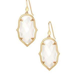 Stella & Dot Amala Chandelier Earrings NEW